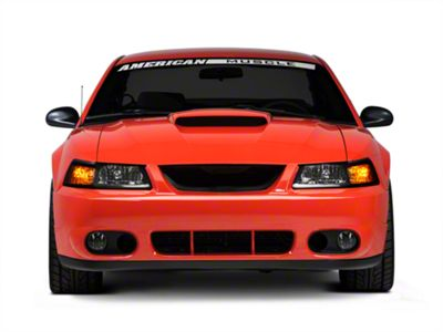 SpeedForm Cobra Front Fascia Conversion Kit - Unpainted (99-04 All)