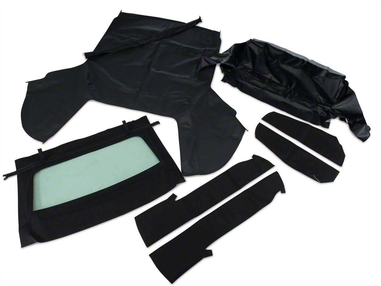 OPR Convertible Top Kit - Black (91-93 Convertible)