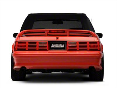 Axial Replacement GT Style Tail Light Lens - Pair (87-93 All)