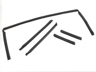 OPR 5 Piece Weatherstripping Kit (88-93 Convertible)