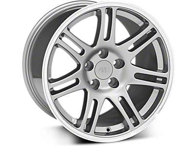 Anthracite 10th Anniversary Style Wheels 1999-2004
