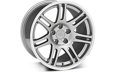 Anthracite 10th Anniversary Style Wheels 2005-2009
