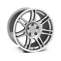 Anthracite 10th Anniversary Style Wheels 2010-2014