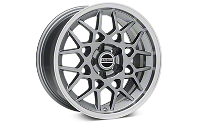 Anthracite 2013 Style GT500 Wheels 2005-2009