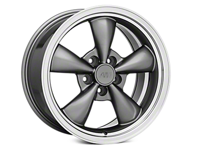 Anthracite Bullitt Wheels<br />('15-'20 Mustang)