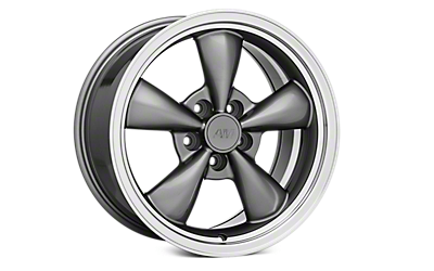 Anthracite Bullitt Wheels 2005-2009