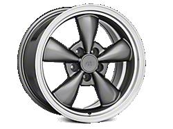Anthracite Bullitt Wheels<br />('05-'09 Mustang)