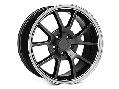 Anthracite FR500 Wheels<br />('15-'20 Mustang)