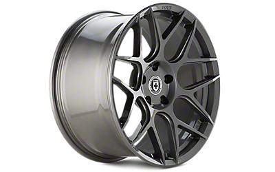 Anthracite HRE Flowform FF01 Wheels 2005-2009