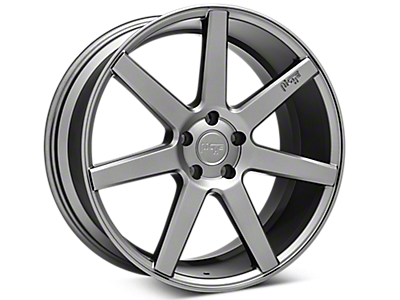 Anthracite Niche Verona Wheels<br />('15-'18 Mustang)