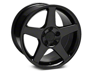 Black 2003 Cobra Wheels 1994-1998
