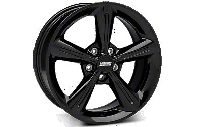 Black 2010 OE Style Wheels 2005-2009