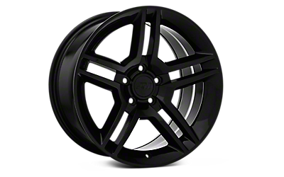 Black 2010 GT500 Wheels 2005-2009