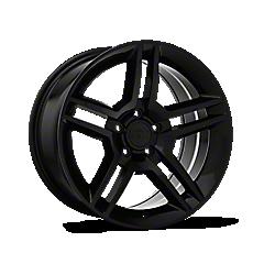 Black 2010 GT500 Style Wheels 1994-1998