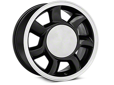 Black 1993 Cobra Style Wheels 1979-1993