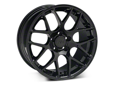 Black AMR Wheels 1999-2004