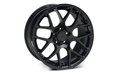 Black AMR Wheels 2005-2009