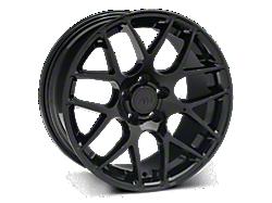 Black AMR Wheels<br />('05-'09 Mustang)