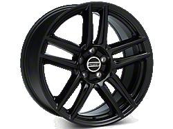 Black Boss Laguna Seca Style Wheels<br />('05-'09 Mustang)