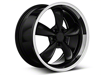 Black Bullitt Wheels 1999-2004