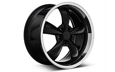 Black Bullitt Wheels 2005-2009