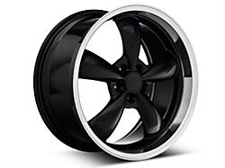Black Bullitt Wheels<br />('99-'04 Mustang)