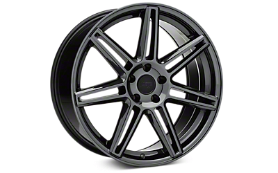 Black Chrome Niche Lucerne Wheels 2005-2009