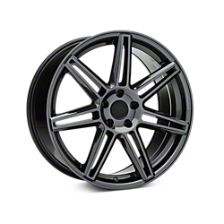 Black Chrome Niche Lucerne Wheels 2015-2020
