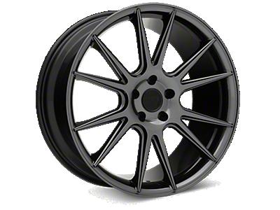Black Chrome Niche Vicenza Wheels<br />('15-'17 Mustang)