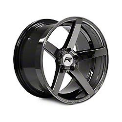 Black Chrome Rovos Durban Wheels 1999-2004
