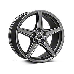 Black Chrome Saleen Style Wheels 1999-2004