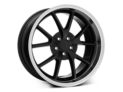 Black FR500 Wheels<br />('15-'20 Mustang)