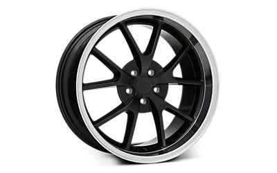 Black FR500 Wheels 2005-2009