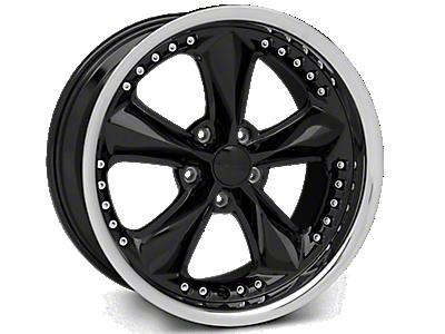 Black Foose Nitrous Wheels<br />('99-'04 Mustang)