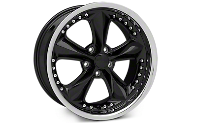 Black Foose Nitrous Wheels 2005-2009
