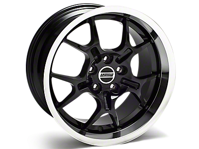 Black GT4 Wheels 2005-2009