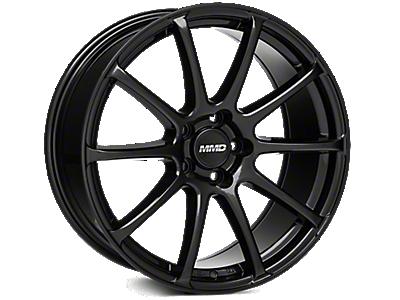Black MMD Axim Wheels<br />('15-'17 Mustang)
