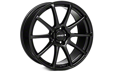 Black MMD Axim Wheels 2005-2009