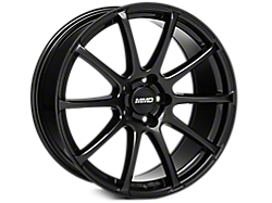 Black MMD Axim Wheels<br />('15-'21 Mustang)