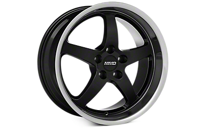Black MMD Kage Wheels 2005-2009