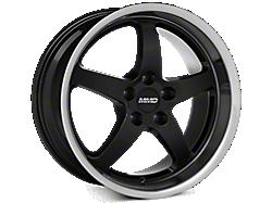 Black MMD Kage Wheels<br />('05-'09 Mustang)