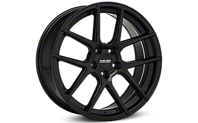 Black MMD Zeven Wheels 2005-2009