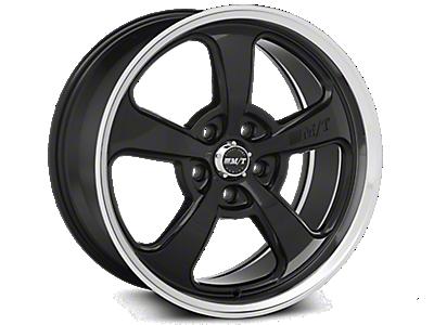 Black Mickey Thompson Street Comp SC-5 Wheels<br />('99-'04 Mustang)