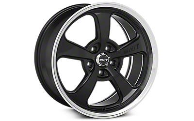 Black Mickey Thompson Street Comp SC-5 Wheels 2005-2009