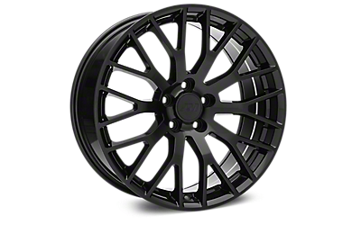 Black Performance Pack Wheels 2005-2009