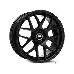 Black RTR Wheels 2015-2020