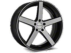 Black Rovos Durban Wheels<br />('15-'21 Mustang)