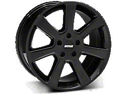 Black S197 Saleen Style Wheels<br />('15-'21 Mustang)