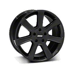 Black S197 Saleen Style Wheels 2005-2009