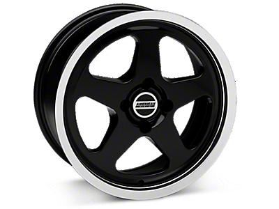 Black SC Style Wheels 1979-1993